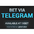 1xbet - Telegram betting